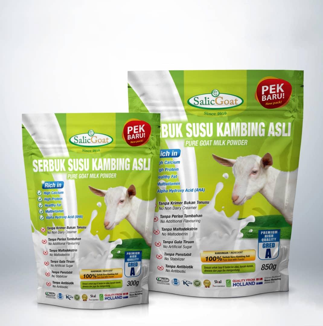 salic goat milk